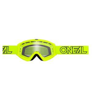 O'Neal Masque cross O'Neal B-ZERO - NEON YELLOW 2022 Neon Yellow - Publicité