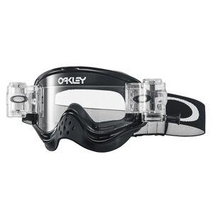 Oakley Masque cross Oakley O FRAME MX RACE READY - JET BLACK LENS CLEAR 2016