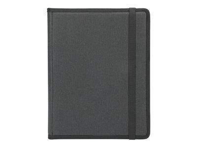 Mobilis activ - protection à rabat pour tablette - noir - pour hp elite x2 10...