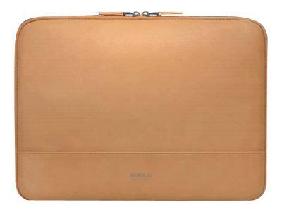 """Mobilis origine sleeve - housse d'ordinateur portable - 12.5"""" - 14"""" - brun clair"""