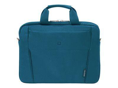 "Dicota slim case base - sacoche pour ordinateur portable - 15"" - 15.6"" - bleu"