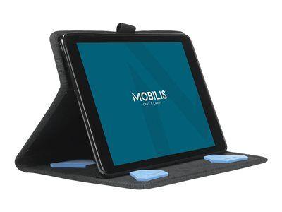 Mobilis activ - protection à rabat pour tablette - noir - pour samsung galaxy...