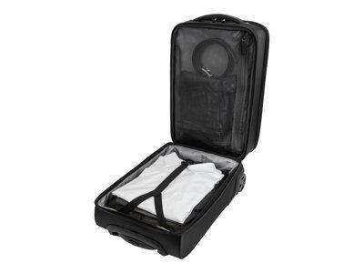 """Acco/kensington Kensington securetrek - sacoche pour ordinateur portable - 17"""" - noir"""
