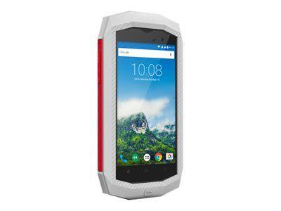 Crosscall - coque de protection pour téléphone portable - silicone, éthylène-...