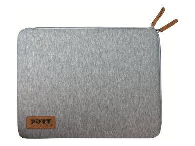 """Port torino - housse d'ordinateur portable - 14"""" - 15.6"""" - gris"""