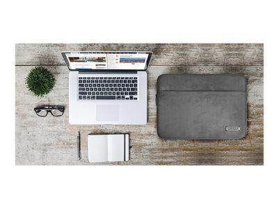 """Port milano - housse d'ordinateur portable - 15.6"""" - gris"""