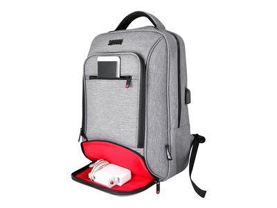 "Urban factory mixee edition backpack 15.6"" grey - sac à dos pour ordinateur p..."