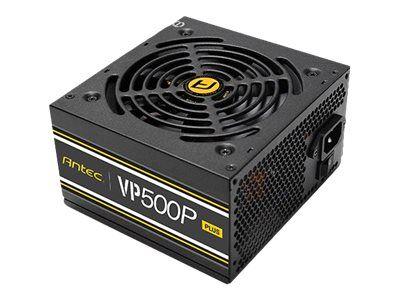 Antec vp plus series vp500p plus - alimentation électrique (interne) - atx12v...