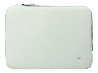 """Mobilis skin - housse d'ordinateur portable - 12.5"""" - 14"""" - gris perle, rose ..."""