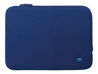 "Mobilis skin - housse d'ordinateur portable - 10"" - 12.5"" - bleu marine, bleu..."