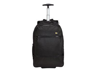 """Case logic bryker roller - sac à dos/chariot pour ordinateur portable - 15.6"""""""