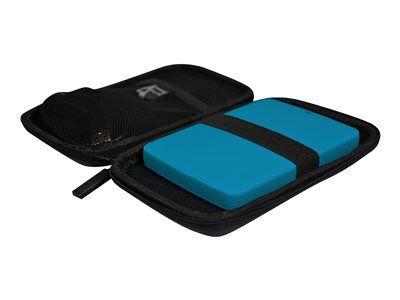 Port colorado hdd 2.5 - sacoche de transport pour unité de stockage - noir