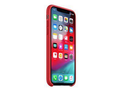 Apple (product) red - coque de protection pour téléphone portable - silicone ...