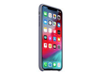 Apple - coque de protection pour téléphone portable - silicone - gris lavende...