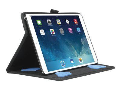 Mobilis activ - protection à rabat pour tablette - noir - pour apple 10.5-inc...