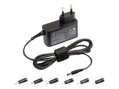 Mcl samar - adaptateur secteur - ca 100-240 v - 24 watt