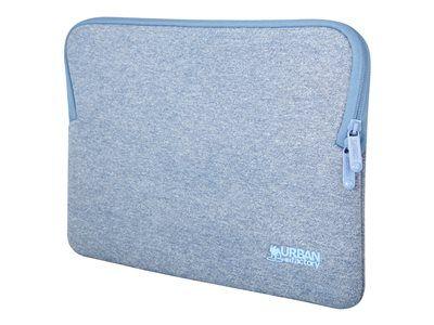 """Urban factory memory - housse d'ordinateur portable - 13"""" - 14"""" - bleu"""