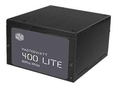Cooler master masterwatt lite 400 - alimentation électrique (interne) - atx12...