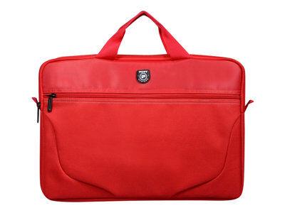 """Port polaris ii bundle - sacoche pour ordinateur portable - 15.6"""" - rouge - a..."""