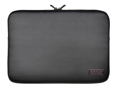 """Port zurich - housse d'ordinateur portable - 15"""" - noir - pour apple macbook ..."""