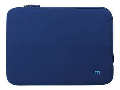 "Mobilis skin - housse d'ordinateur portable - 14"" - 16"" - bleu marine, bleu g..."