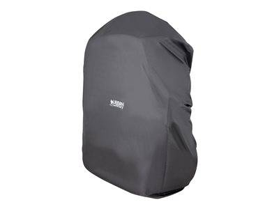 "Urban factory heavee travel laptop backpack 14.1"" black - sac à dos pour ordi..."