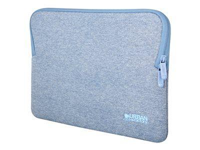 """Urban factory memory - housse d'ordinateur portable - 13"""" - bleu - pour apple..."""