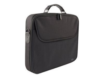"""Mobilis theone basic - sacoche pour ordinateur portable - 11"""" - 14"""" - noir"""