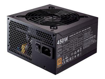 Cooler master mwe bronze 450 - alimentation électrique (interne) - atx12v 2.3...