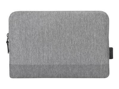 """Targus citylite - housse d'ordinateur portable - 15"""" - gris"""