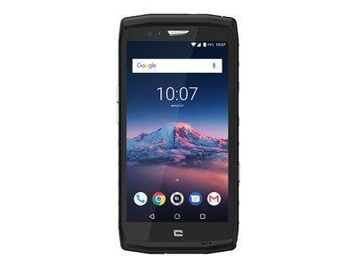 Crosscall trekker x4 - smartphone - double sim - 4g lte - 64 go - microsdxc s...