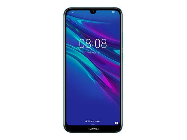 Huawei y6 2019 - smartphone - double sim - 4g lte - 32 go - microsdhc slot, -...
