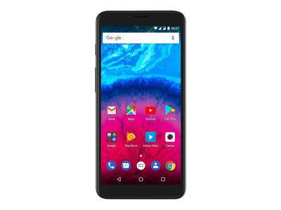 Archos core 55s - smartphone - double sim - 4g lte - 16 go - microsdxc slot -...
