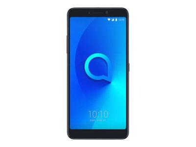 Alcatel 3v (5099d) - smartphone - double sim - 4g lte - 16 go - microsdxc slo...