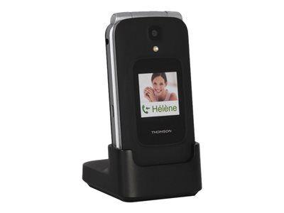 Thomson serea 75 - téléphone mobile - microsd slot - gsm - 240 x 320 pixels -...