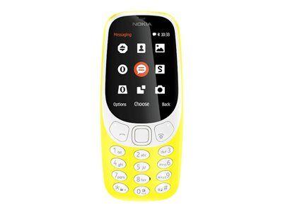 Nokia 3310 - téléphone mobile - microsdhc slot - gsm - 320 x 240 pixels - tft...