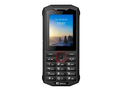 Crosscall spider x4 - téléphone mobile - double sim - 3g - microsdhc slot - g...
