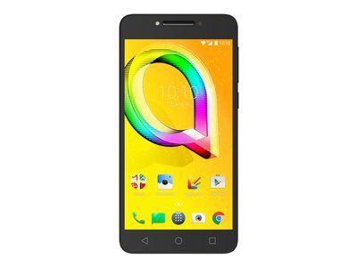 Alcatel a5 led (5085d) - smartphone - double sim - 4g lte - 16 go - microsdxc...