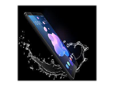 Htc u12+ - smartphone - double sim - 4g lte - 64 go - microsdhc slot, - micro...