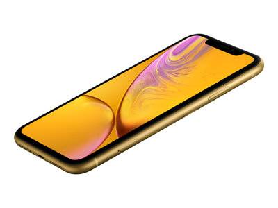 Apple iphone xr - smartphone - double sim - 4g lte advanced - 256 go - gsm - ...