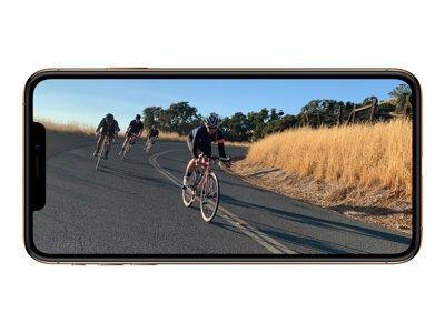 Apple iphone xs - smartphone - double sim - 4g gigabit class lte - 256 go - g...