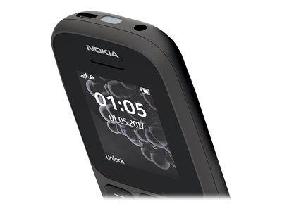Nokia 105 - téléphone mobile - double sim - gsm - 160 x 120 pixels - ram 4 mo...