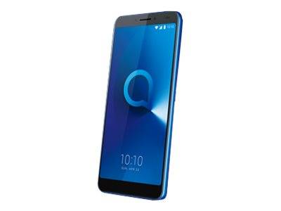 Alcatel one touch 3v - smartphone - double sim - 4g lte - 16 go - microsdxc s...