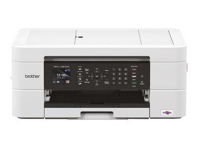 Brother mfc-j497dw - imprimante multifonctions - couleur - jet d'encre - lega...