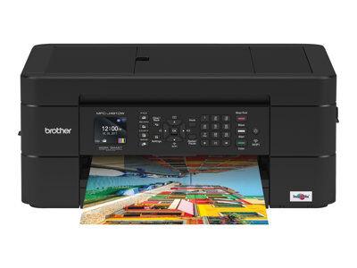 Brother mfc-j491dw - imprimante multifonctions - couleur - jet d'encre - 297 ...