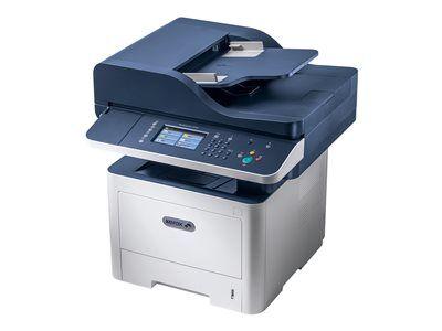 Xerox workcentre 3345v/dni - imprimante multifonctions - noir et blanc - lase...