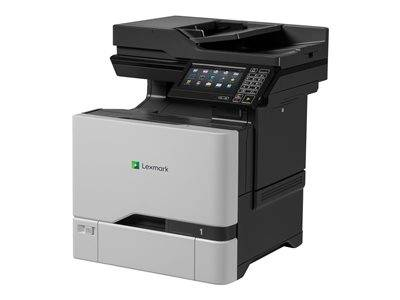 Lexmark cx727de - imprimante multifonctions - couleur - laser - legal (216 x ...