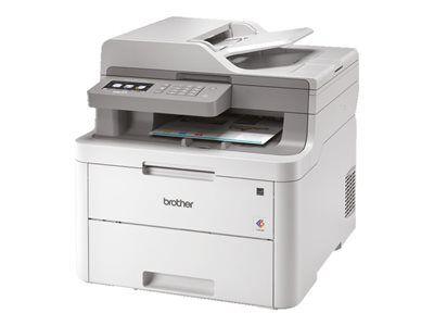 Brother dcp-l3550cdw - imprimante multifonctions - couleur - led - 215.9 x 35...