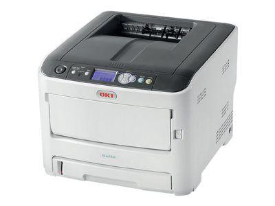 Oki es 6412dn - imprimante - couleur - recto-verso - led - a4 - 1200 x 600 pp...