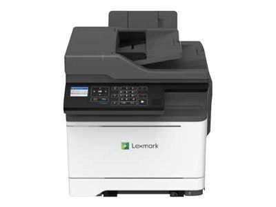 Lexmark cx421adn - imprimante multifonctions - couleur - laser - 215.9 x 355....